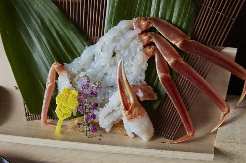 Echizen crab