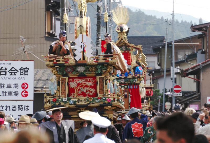 Takayama matsuri festival