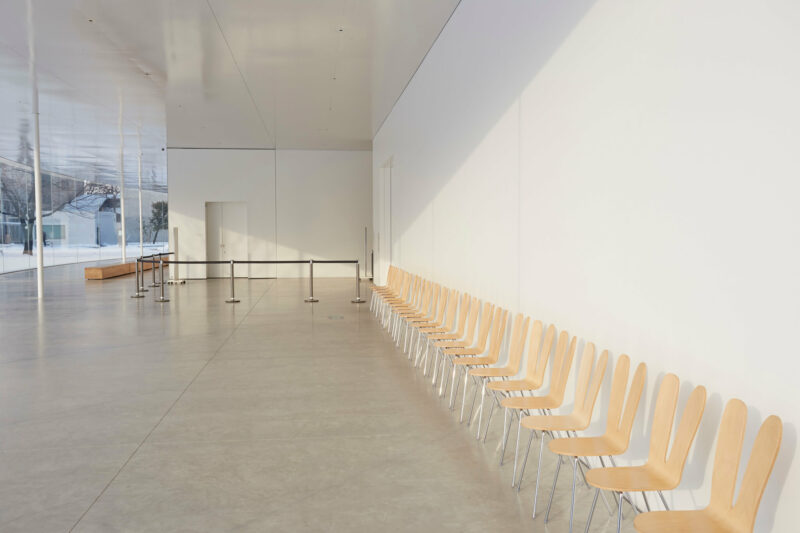 Kanazawa 21st century museum