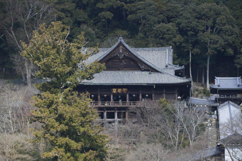 Nara Hasedera temple