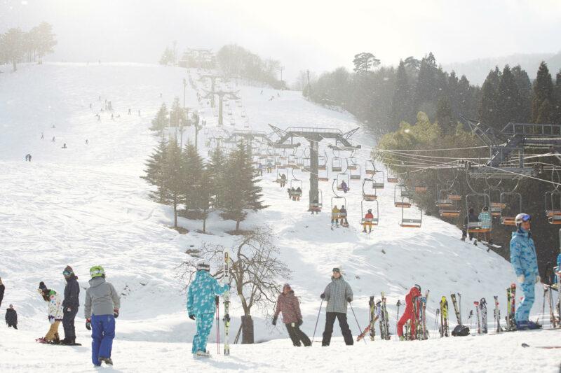 Okukannabe Ski Area (Hyogo)
