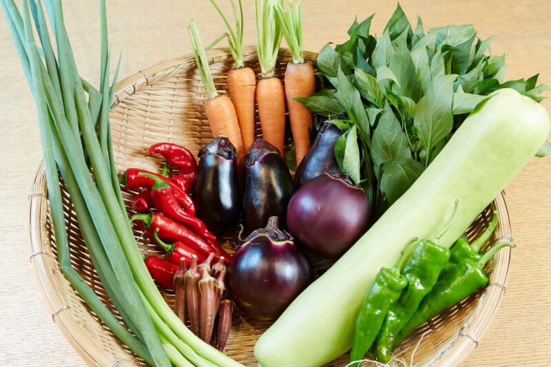 Kyo yasai vegetables