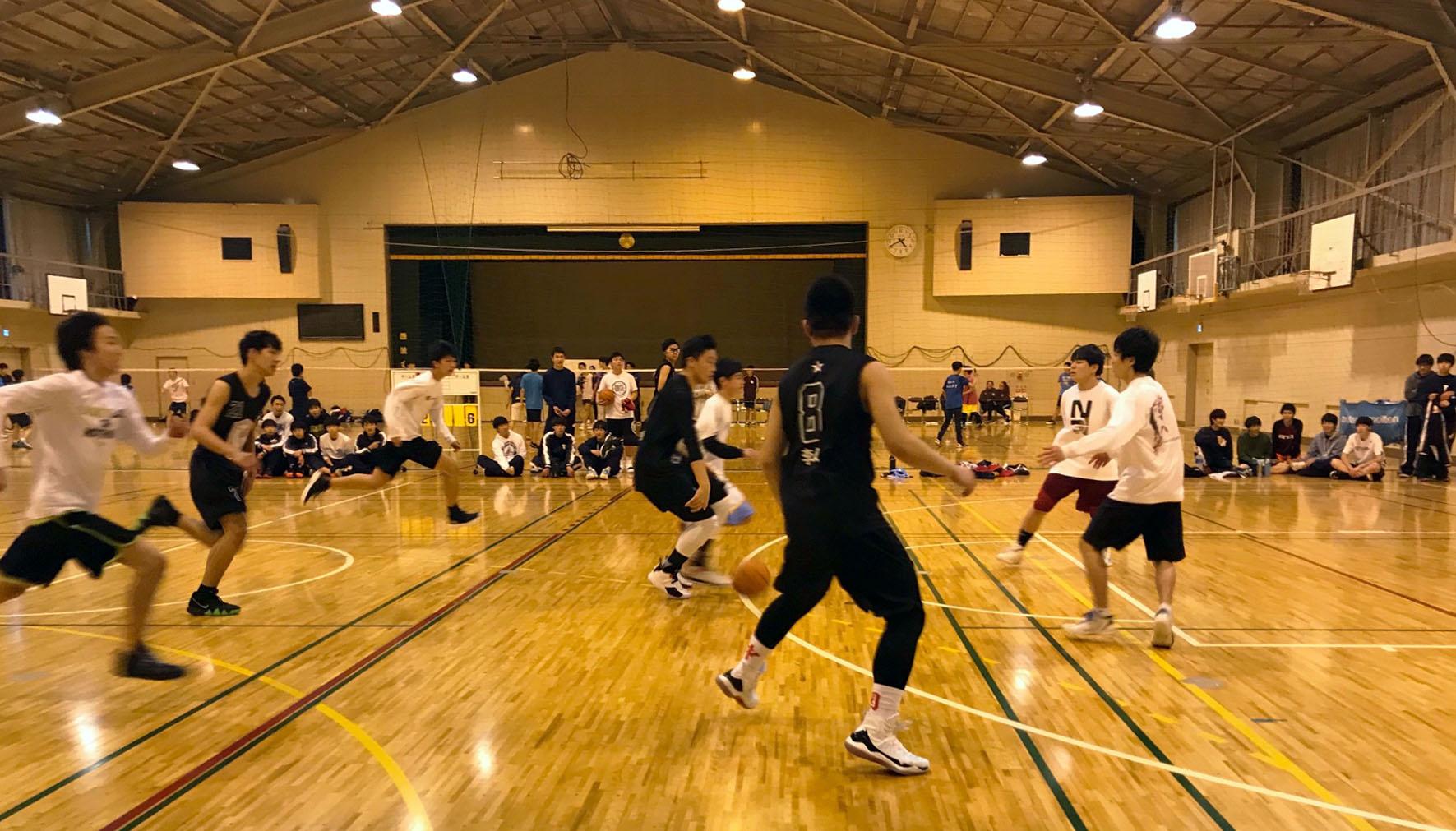 Echool Exchange (Basket ball)
