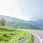 Yufuin Yamanami highway